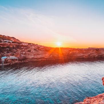 Mit dem Privatjet nach Ibiza
