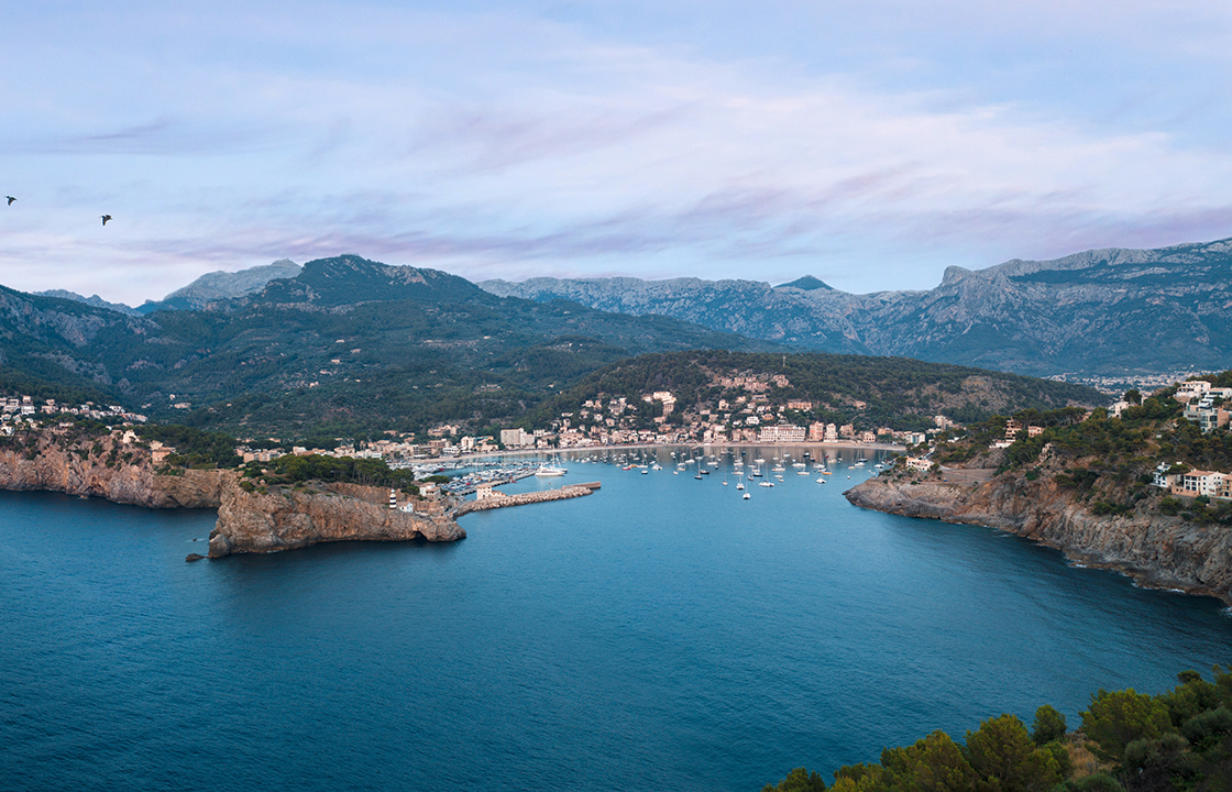 Mit dem Privatjet nach Mallorca