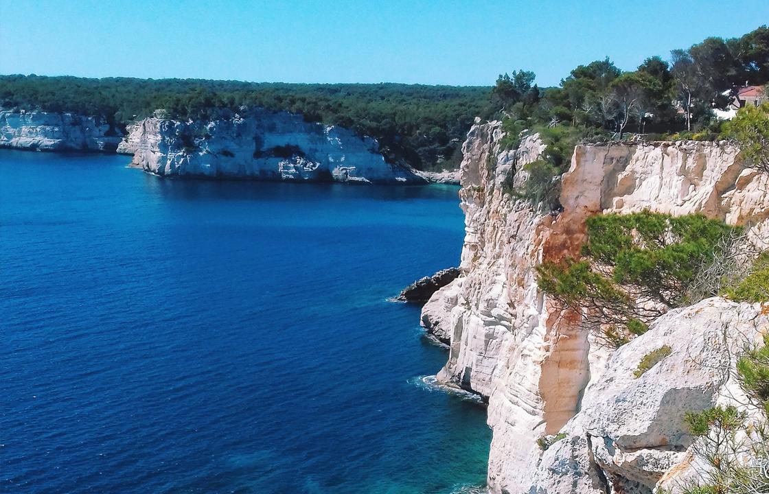 Mit dem Privatjet nach Menorca