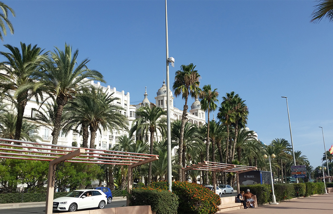 Mit dem Privatjet nach Alicante