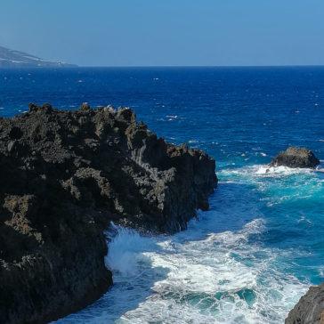 Mit dem Privatjet nach La Palma