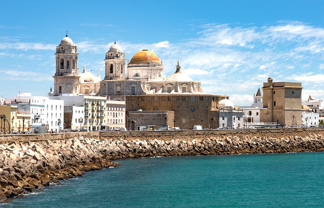 Mit dem Privatjet nach Cadiz