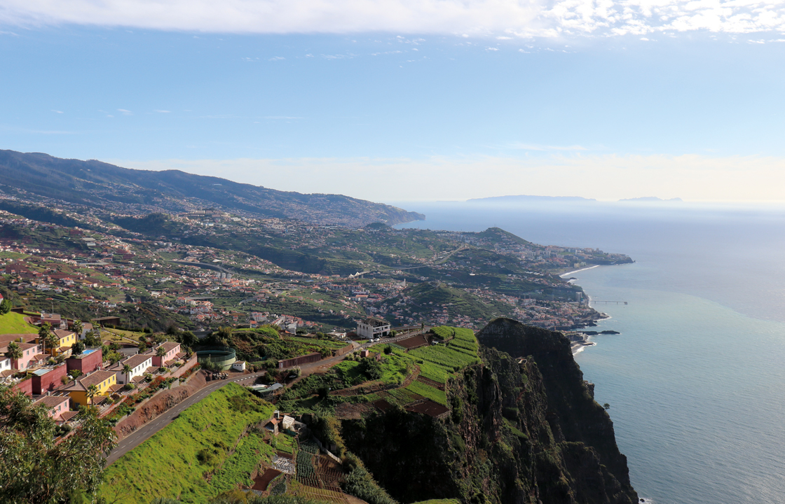 Mit dem Privatjet nach Madeira