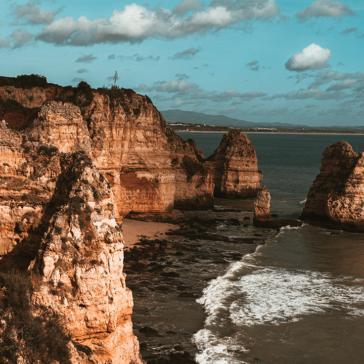 Mit dem Privatjet an die Algarve