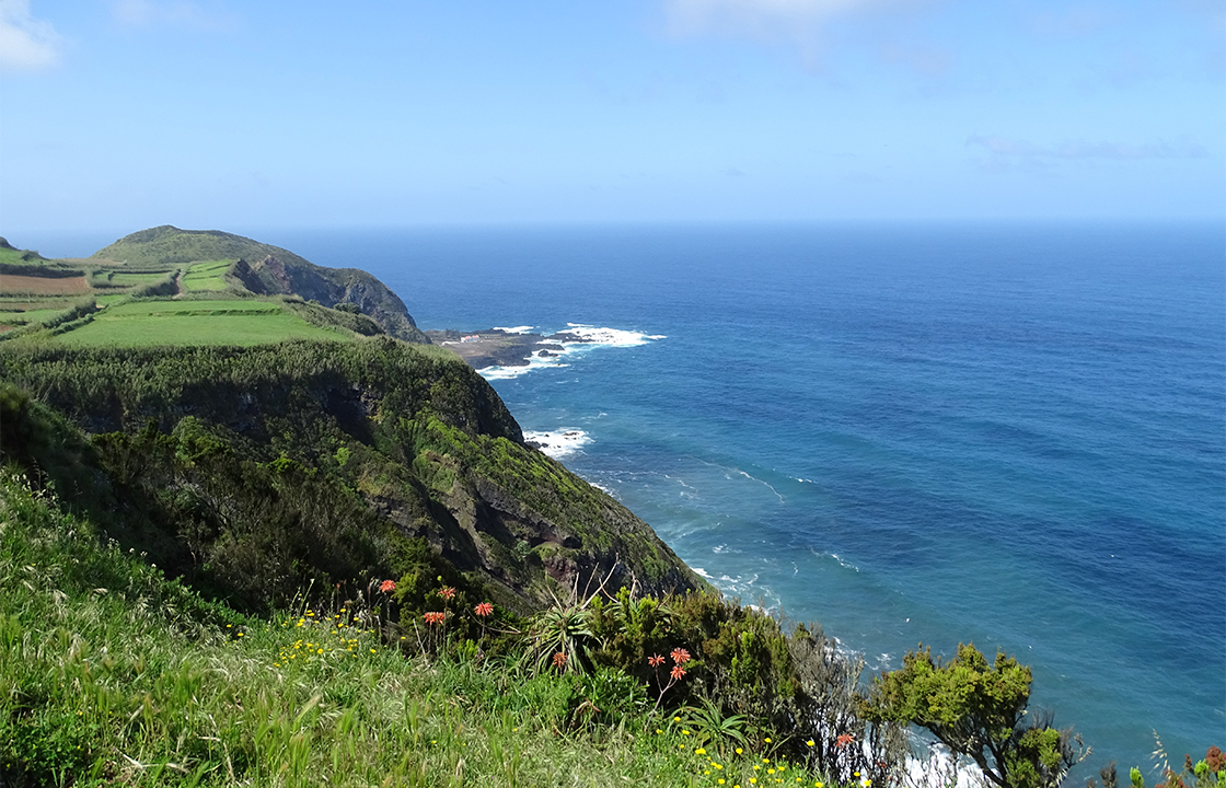 Mit dem Privatjet auf die Azoren