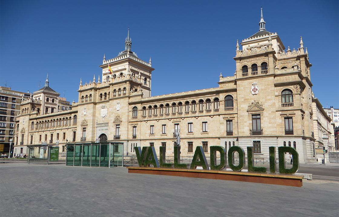 Mit dem Privatjet nach Valladolid