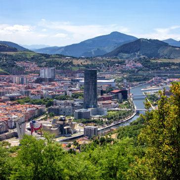 Mit dem Privatjet nach Bilbao