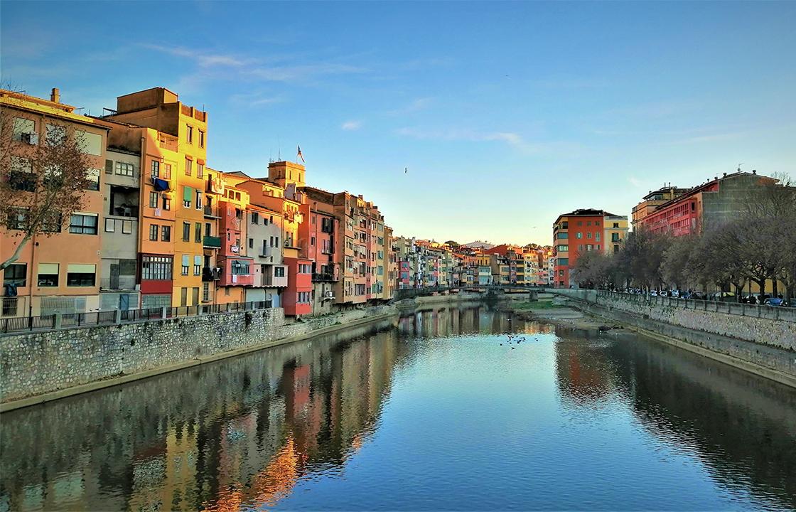 Mit dem Privatjet nach Girona